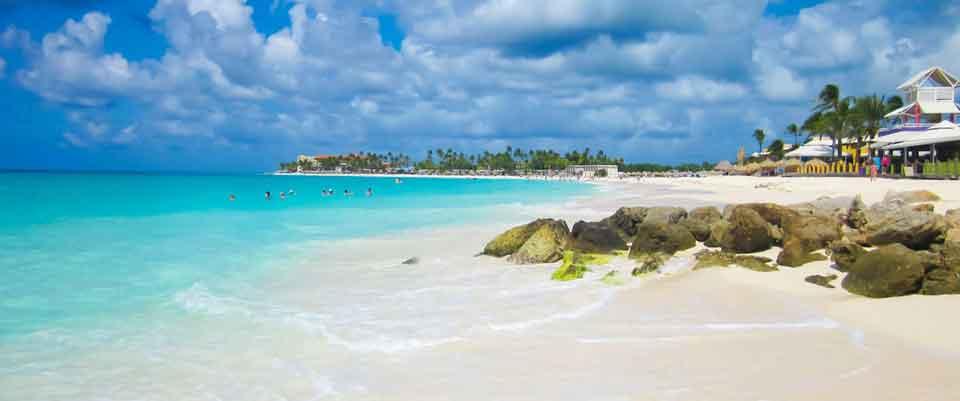 Vakantiewoning Palm Baby Beach - HOME