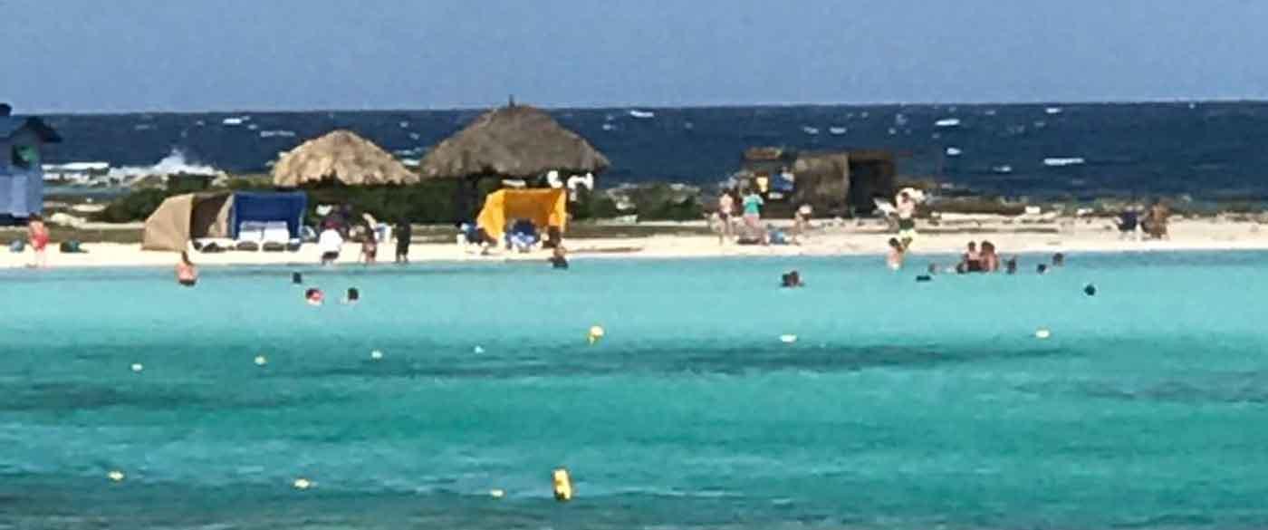 Vakantiewoning Aruba Baby Beach2 - HOME