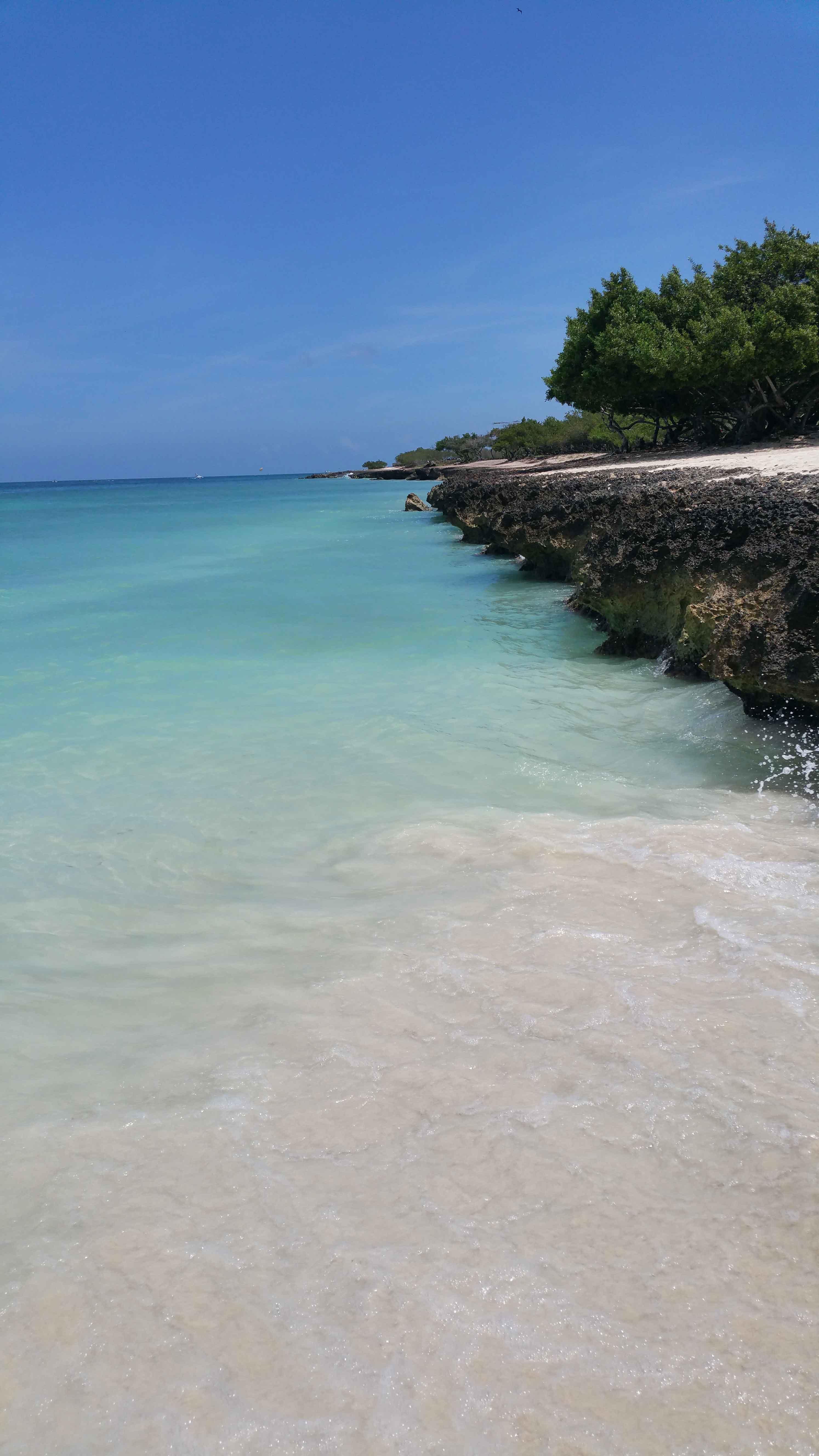 Vakantiewoning Eagle beach st 2 - OMGEVING